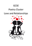 Love and Relationships GCSE Poetry Cluster 9-1 AQA