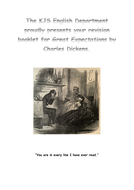Revision Booklet for Great Expectations