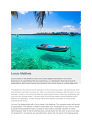 Luxury-Maldives.docx