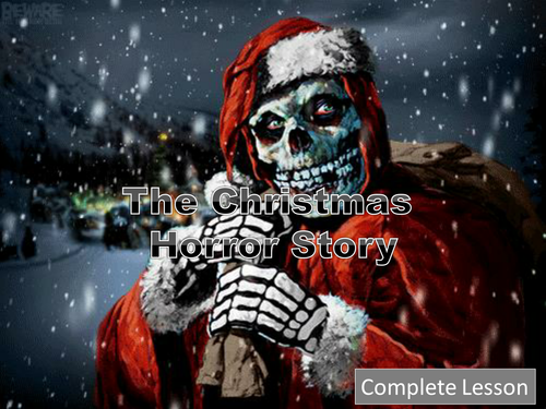 The Christmas Horror Story – Creative Writing Lesson
