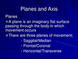Planes-and-Axis.ppt