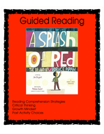 A Splash of Red, The Life and Art of Horace Pippin - Guided Reading