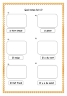 What-is-the-Weather-Quel-temps-fait-drawing-worksheet.pdf