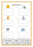 What-is-the-Weather-Quel-temps-fait-writing-worksheet.pdf