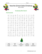 How The Grinch Stole Christmas Book Pdf.How The Grinch Stole Christmas Book Unit Dr Seuss