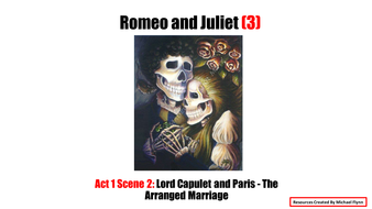 romeo and juliet and arranged marriage Romeo and juliet study guide when romeo hears of juliet's the sexual nature of their relationship stands in stark contrast to juliet's arranged marriage.