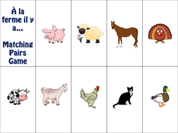 French Farm Animals Lesson And Resources Ks1 2 By Mrspomme