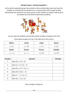 Reindeer-Squad---Solving-Inequalities-2---Questions.docx