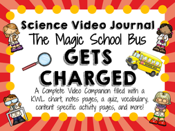 Magic School Bus Gets Charged: Video Journal by learningwithlindsey ...
