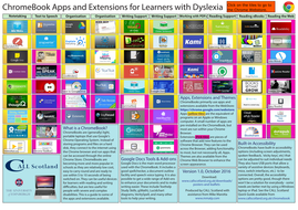 ChromeBook Apps and Extensions for Learners with Dyslexia by