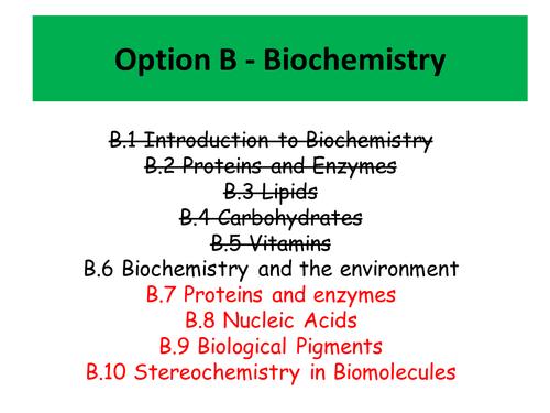 Environmental Impacts of Biochemistry