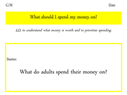 Spending-money.ppt