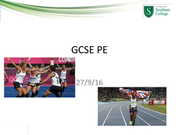 Edexcel GCSE PE 2016 9-1 Muscle Types and Physical Activity