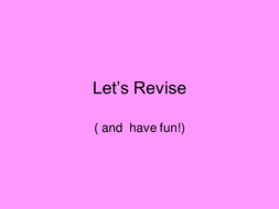 revision.ppt