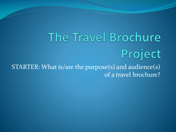 The-Travel-Brochure-Project.pptx
