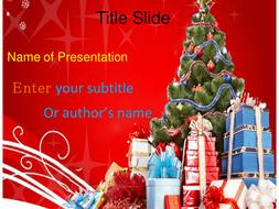 Merry christmas powerpoint template by templatesvision teaching merry christmas powerpoint template 21 slidesppt toneelgroepblik Gallery
