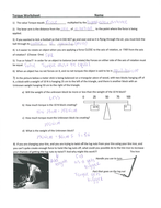 Bar Graph Practice Worksheet Torque Of Couples By Chemist  Teaching Resources  Tes Worksheets On Adding And Subtracting Decimals Pdf with Simplifying Expressions Worksheet Excel  Torqueworksheetanswerspdf Measuring Matter Worksheets