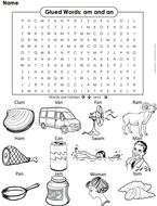 Glued-Sounds-am-and-an-Word-Search.pdf