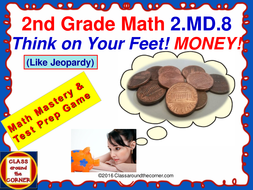 1------2nd-MD-8-think-on-your-feet-money.ppt