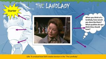 the landlady dahl