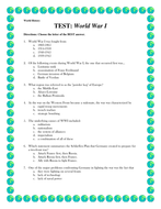 TEST-World-WAR-1.doc
