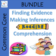 Reading Comprehension Passages {Finding Evidence and Making Inferences}