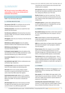 OCR GCSE Computer Science 9-1 Revision Summary Guide Notes
