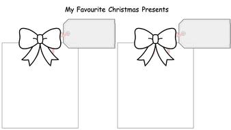 My-Favourite-Christmas-Present-Templates-comic-sans.pptx