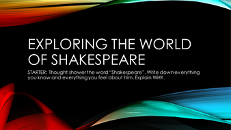 Exploring-the-world-of-Shakespeare.pptx