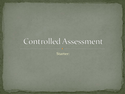 Controlled-Assessment-Leson.pptx
