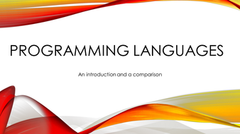 Computer Science 9-1: High Level Language, Assembly language and Low Level  Language