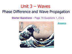 2016-Unit-3---Phase-Difference-and-Wave-Propagation.ppt