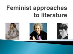 The AQA Critical Anthology - Feminist Theory