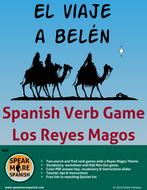 Los Reyes Magos. Spanish Vocabuary Games and Worksheets. Juegos de Vocabulario para Los Reyes Magos