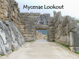 OCR GCE H074 Literature Poetry - 'Mycenae Lookout' part 3 'His Dawn Vision'  by Seamus Heaney.