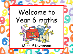 Place value powerpoint Year 6