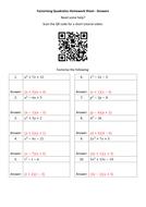 Factorising-Quadratics-Homework-Sheet---Answers.docx