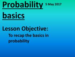 Probability-all-GCSE.ppt