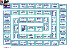 Gerunds-and-Infinitives-Animated-Board-Game-Cars-AV.pps