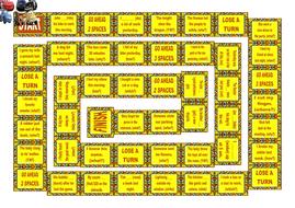 Past-Simple-Irregular-Verbs-Animated-Board-Game-Cars-AV.pps