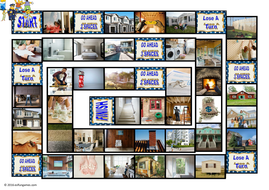 House-or-Apartment-Hunting-Animated-Board-Game-Simpsons-AV.pps
