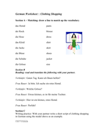 Spot The Difference Worksheets For Kids Excel German Worksheets  Shopping For Clothes And Groceries Einkaufen  Multiplication Worksheet 100 Problems Excel with Capacity Worksheets For Kindergarten Pdf Germanshoppingpdf Periodic Table Worksheets Middle School Excel