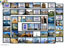 Vacations-and-Sightseeing-Spots-Animated-Board-Game-Simpsons-AV.pps