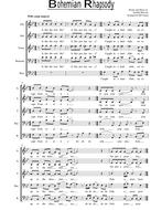 Queen choral arrangements