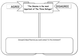 Taking-Refuge----Revision-Session-Silent-Debate-Worksheets.docx