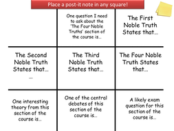 The-Four-Noble-Truths---Revision-Session.pptx