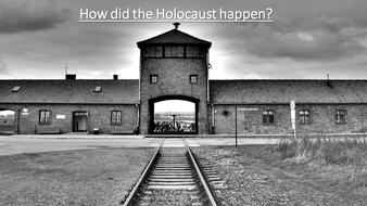 Steps to the Holocaust