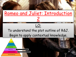 Romeo and Juliet Plot and Prologue