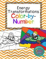 Energy Transformations Color-by-Number