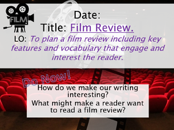 Film-Review-Writing.pptx